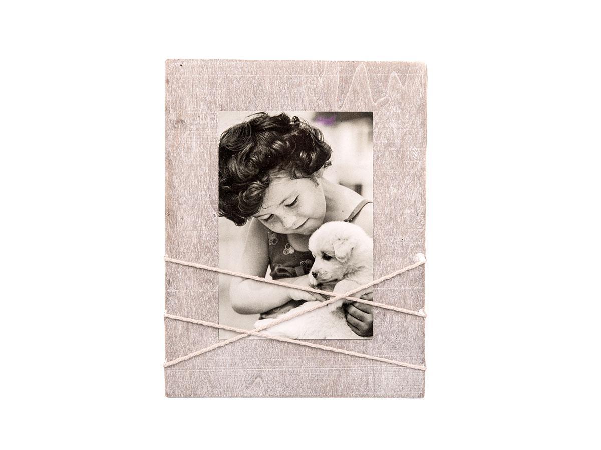 holz bilderrahmen vintage look weichholz hell in 10 x 15 cm fotospektrum. Black Bedroom Furniture Sets. Home Design Ideas