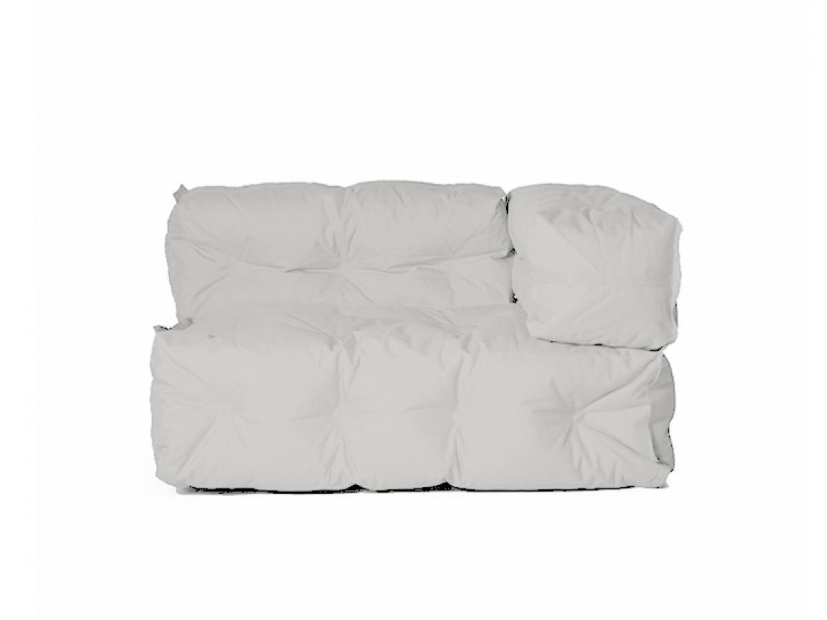 Deinachimde Couch Ii Outdoorsofa Armlehne Links Off White Von