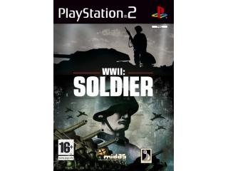 WWII Soldier Ps 2