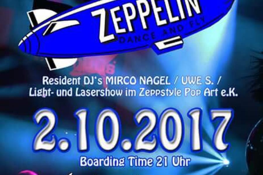 Zeppelin Revival Party 2017