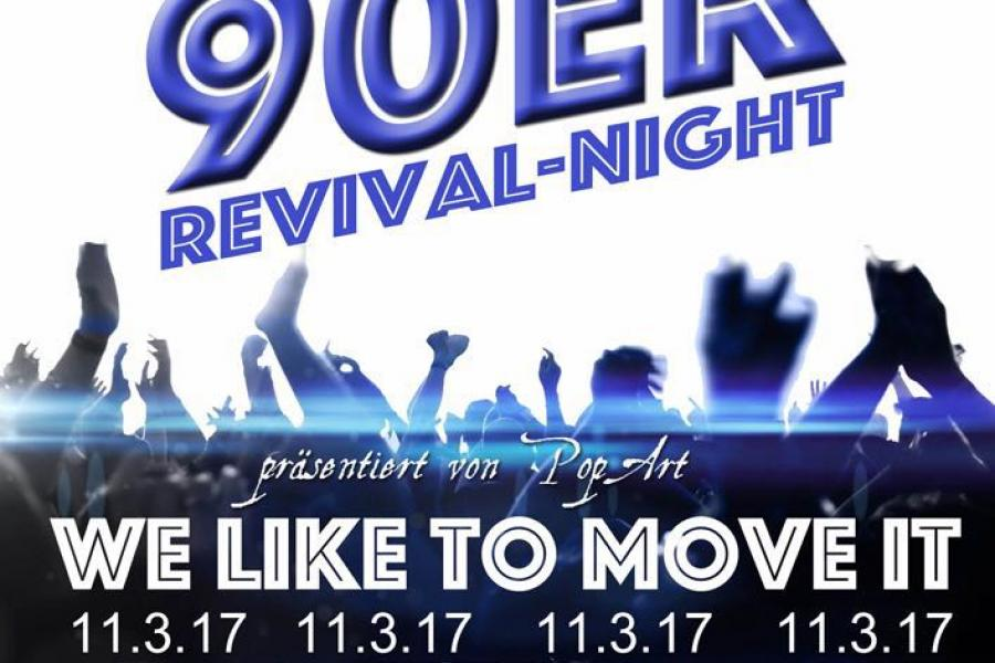 90er Revival Night